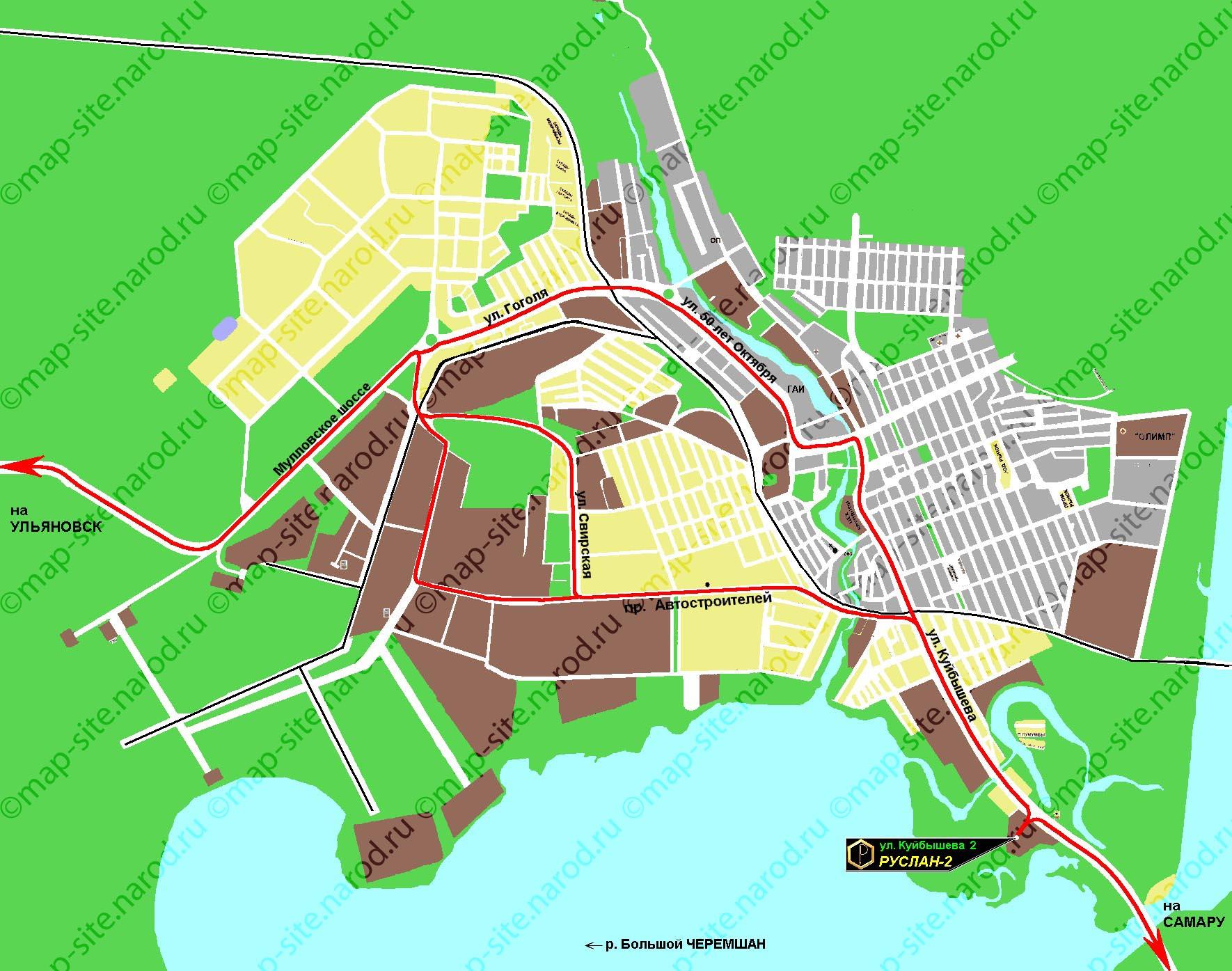 Карты для Navitel.