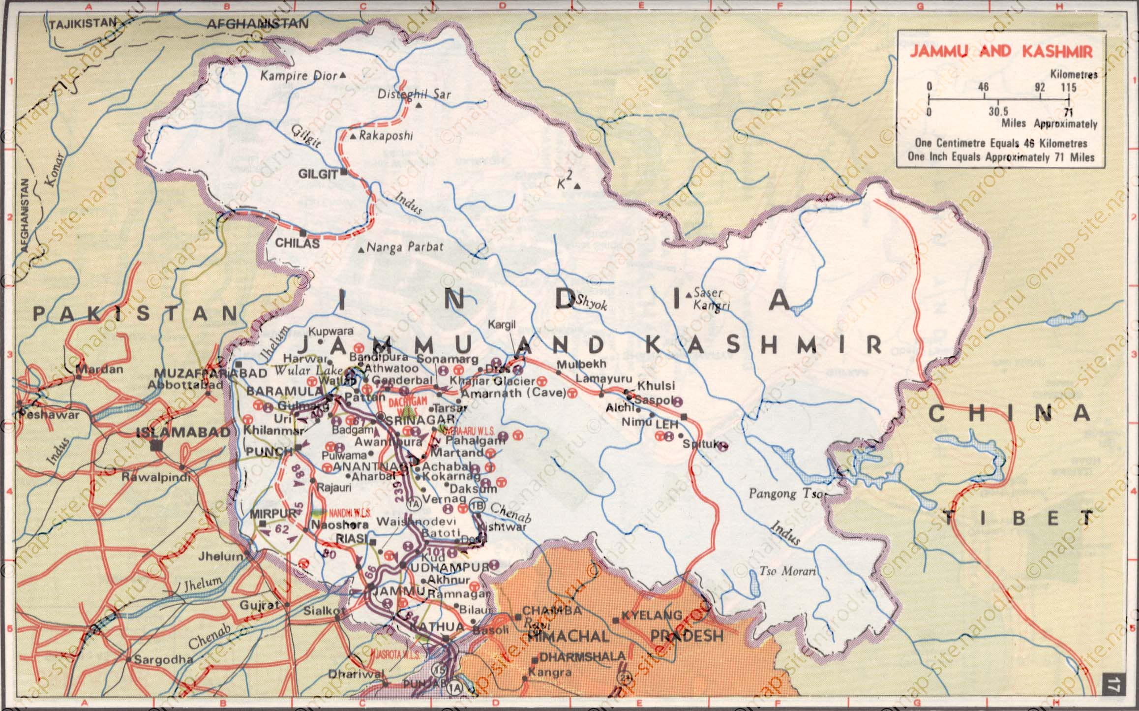 the history and geography of kashmir Kashmir history the muslim and hindu peoples of kashmir have lived in relative harmony and friendliness since the 13th century when islam first became the majority religion in kashmir.