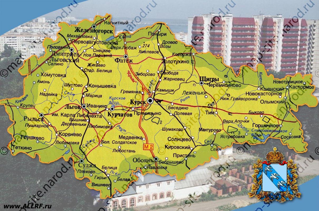 kursk map choice image
