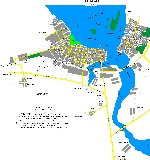 Карта калязина